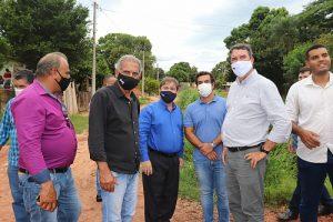 Prefeitura busca parceria com Governo do Estado e bancada federal para revitalizar avenida de Coxim