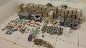 Polícia faz maior apreensão de cocaína do ano com carga avaliada em R$ 5,7 milhões em Campo Grande